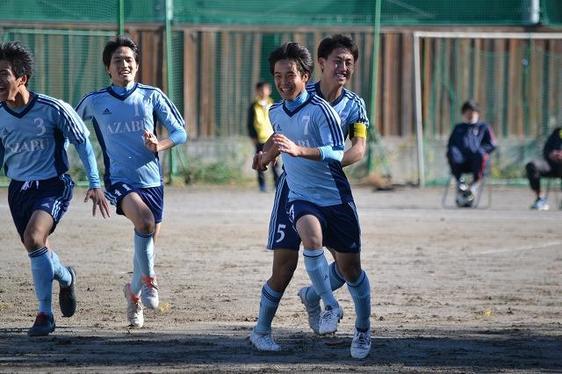 高校サッカー部新人戦