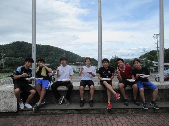 2018ハンドボール部夏合宿