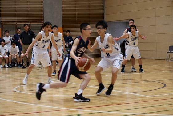 平成31年度港区中学校バスケットボール春季大会