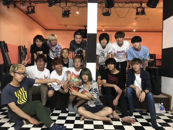 2019年度 軽音楽部  夏合宿