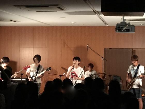 軽音楽部合同ライブ