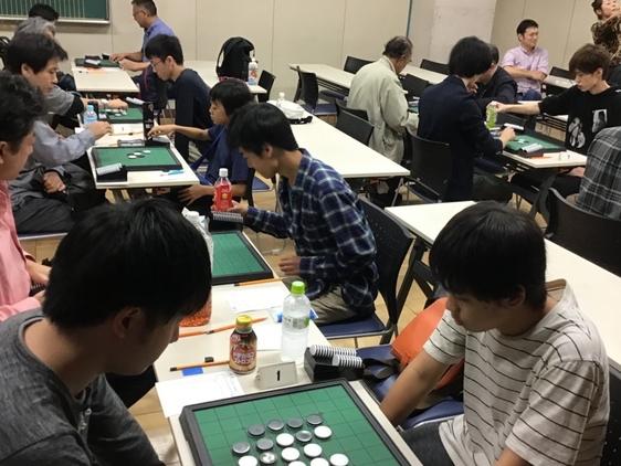 全日本選手権・東京ブロック大会