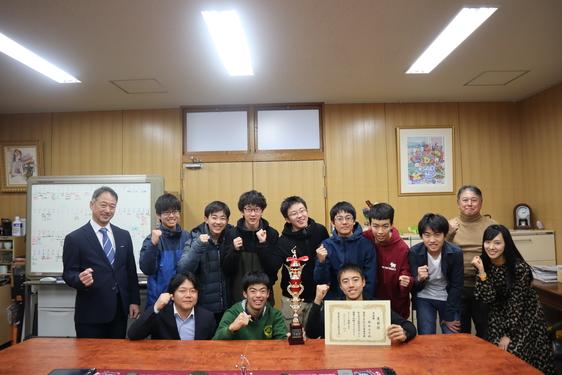 令和元年度東京都私立中学校野球大会 準優勝
