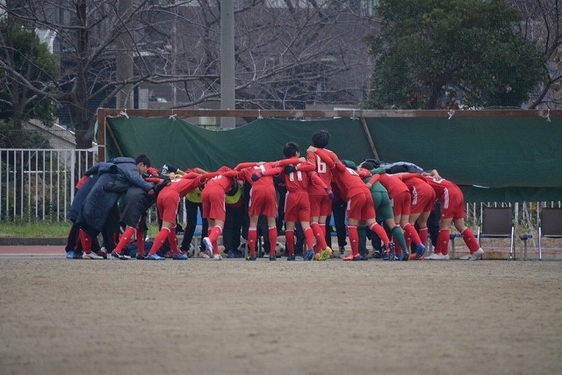 高校サッカー部 2019年度新人戦