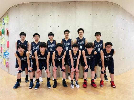 港区 中学校バスケットボール選手権大会