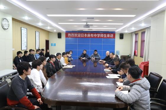 2019年12月 中国短期訪問留学