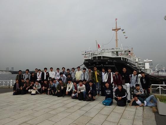 高3学年行事「横浜コース」