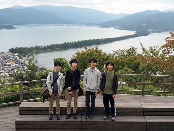 中3学年行事「北近畿コース」