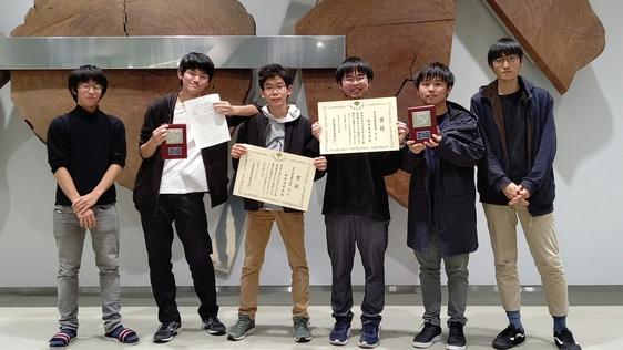 科学の甲子園東京大会にて表彰