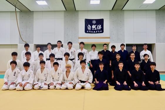 2020年1月 柔道・剣道 寒稽古