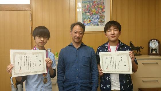 科学地理オリンピック日本選手権・国際地理オリンピック日本代表選抜大会表彰式
