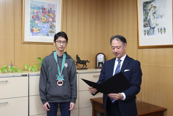 化学グランプリ2020で銅賞を受賞