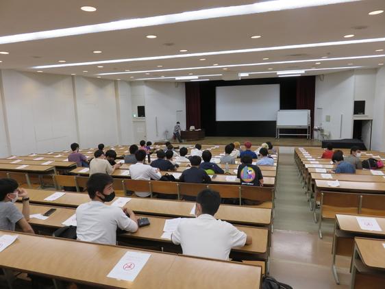 教養総合2・3学期オリエンテーション